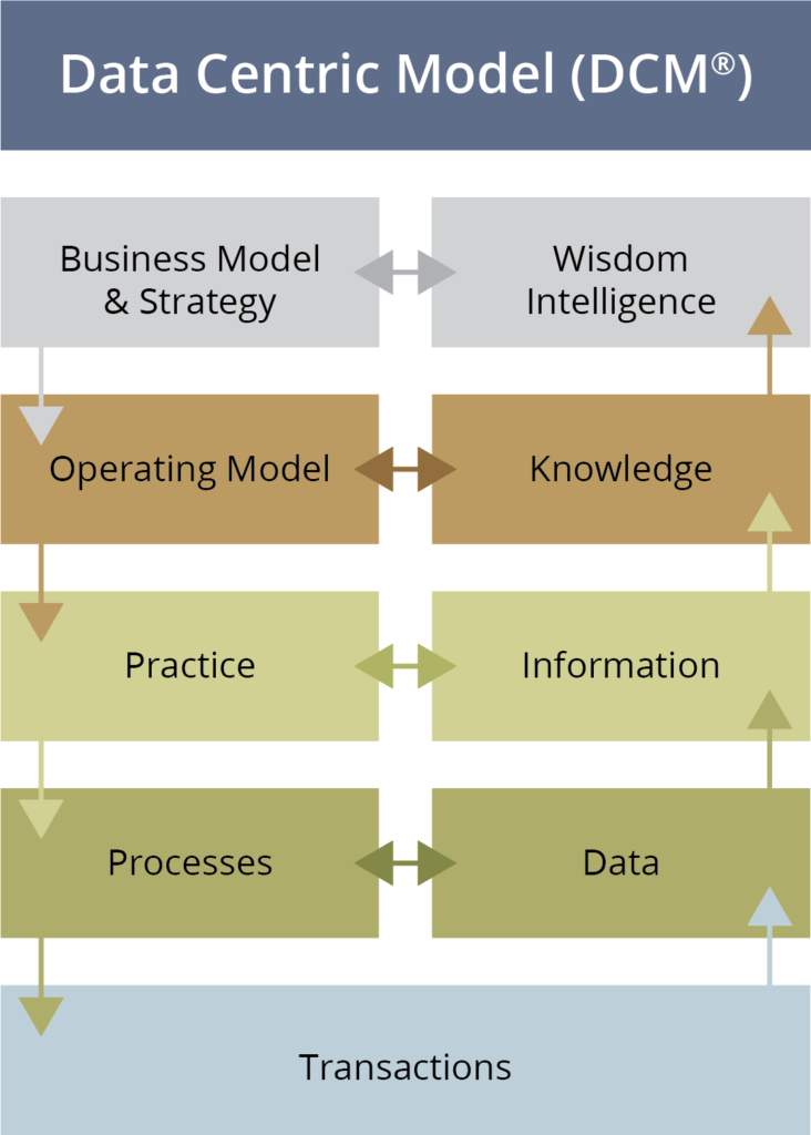 Data Centric Model DCM